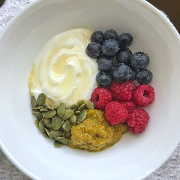 yogurt cha
